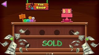 Buying all the shops |Geometry Dash 2.1| [Icons, colors, death effects and more]