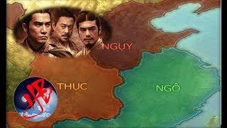 Gia Cát Lượng hay Lỗ Túc chia ba thiên hạ thời Tam quốc?