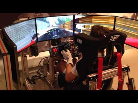 Dani Juncadella Macau F3 - Simpro 527