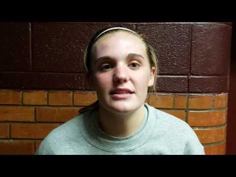 Salina Central senior Casey Knoth