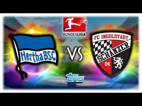 Hertha BSC vs Ingolstadt