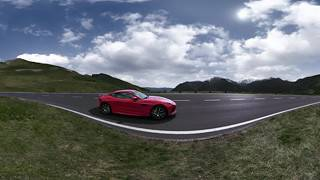 Nuova Jaguar F-TYPE | Prestazioni mozzafiato a 360