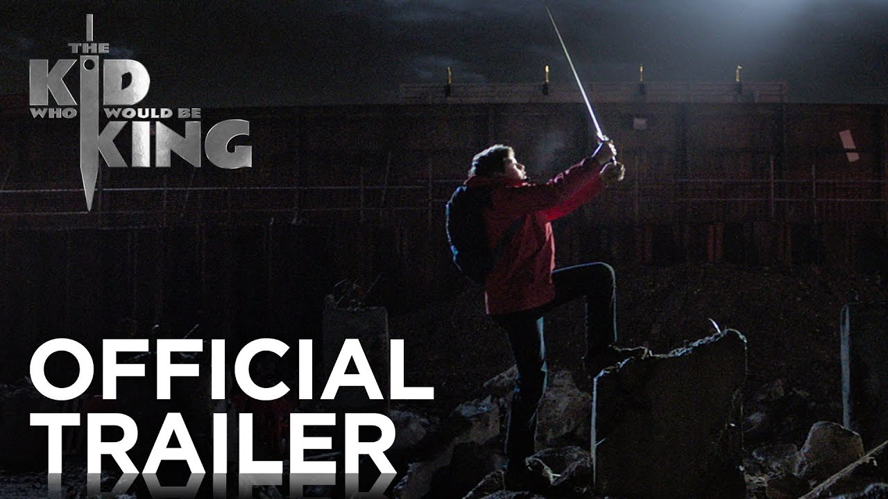 Trailer de The Kid Who Would Be King