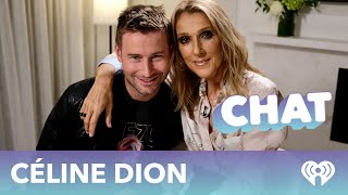 Céline Dion tells us about her new song 'Courage'