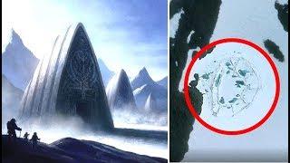 Former Navy Officer Tells Us What He Saw Hidden In Antarctica