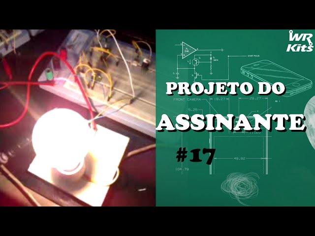 SOFT STARTER COM PIC18F4550 | Projeto do Assinante #017