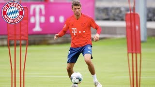 FC Bayern First Training Session of the 2019/20 Season!