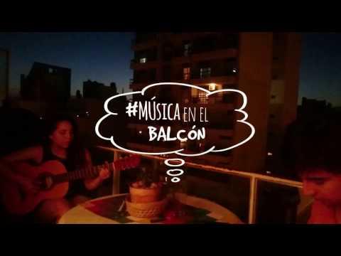 Constanza Chavez & Santi Castro - Cuenta Conmigo (cover)