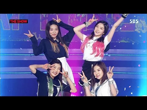 레드벨벳 (Red Velvet) - 행복 (Happiness) 교차편집