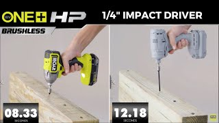 Video: Kit combo de 2 herramientas sin escobillas ONE+ HP de 18 V
