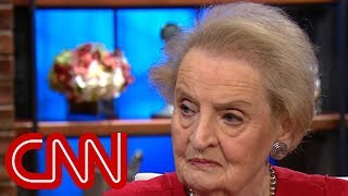 Madeleine Albright: There is no strategy on Syria