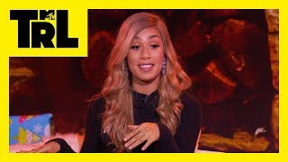 Eva Gutowski Answers Holiday Questions w/ Matt Rife | TRL Weekdays at 4pm