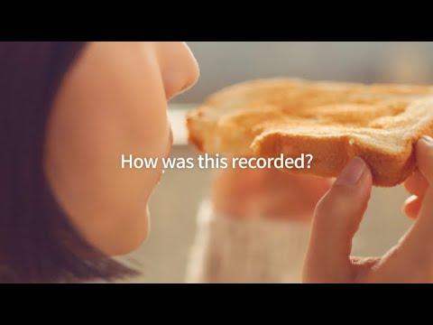 LG V60 ThinQ 5G ASMR: Breakfast Toast
