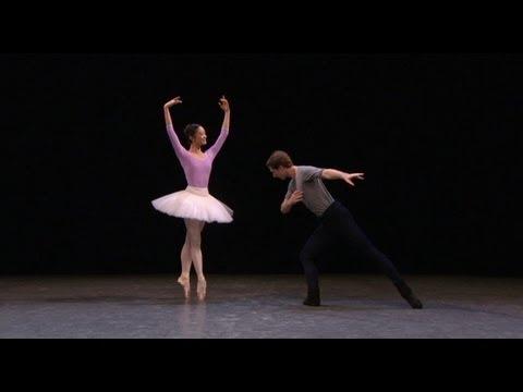 Royal Ballet in rehearsal: The Nutcracker