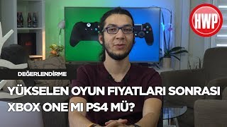 Artan oyun fiyatları sonrası hangi konsol alınır? | Xbox One mı? PlayStation 4 mü?