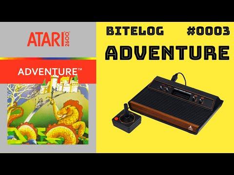 Adventure (ATARI 2600 / EVERCADE) Partida Completa [BITeLog 0003.2]