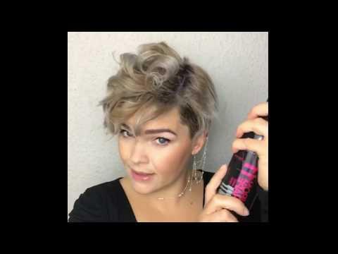 How To Kurze Haare Stylen Das Hair Tutorial Für Kurze Haare