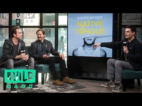 Chad Butler & Drew Shirley of Switchfoot Talk Their Latest Album,