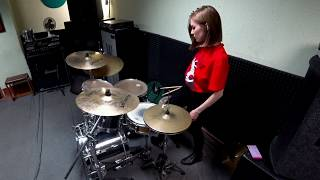 Foo Fighters — Something From Nothing (Drum Cover)