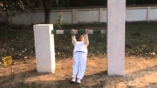 ISSB Demo Physical Ability Test - Female