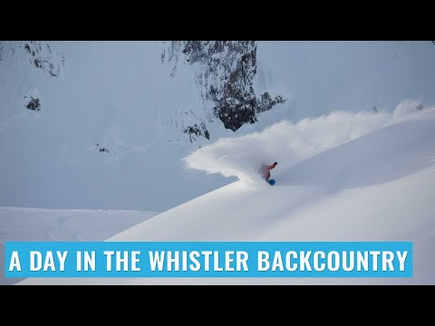 A Day In The Backcountry