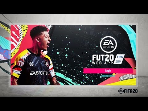 FIFA 20 WEB APP!! - How To Make Coins Early on FIFA 20! FIFA 20 Ultimate Team