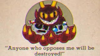 Cuphead - All Game Over Screens & Boss Death Quotes