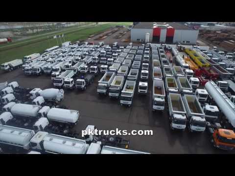 pktrucks.com aerial movie