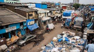 Worlds biggest Slum | Dharavi, Mumbai, India  | Sam Pepper Live Stream