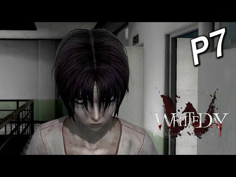White Day: A Labyrinth Named School《白色情人節》Part 7 - 神秘女