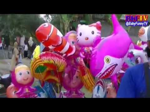 Balloon Masha, Boboiboy ❤ Balloon Nemo, Balloon Ipin-Upin, Balloon Spongebob