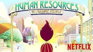 Human Resources | Announcement | Netflix