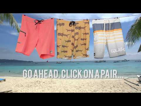 Board Shorts Summer 2014