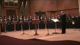 Academic Folk Choir - Bulgaria - Ya, izgrey, slantse by Atanas Iliev