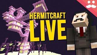 Hermitcraft 7: LIVE - MEGA END BUST!