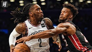 Miami Heat vs Brooklyn Nets - Full Game Highlights | January 10, 2020 | 2019-20 NBA Season