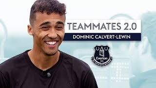 You'll NEVER Guess the Fastest Player at Everton! | Dominic Calvert-Lewin | Teammates 2.0