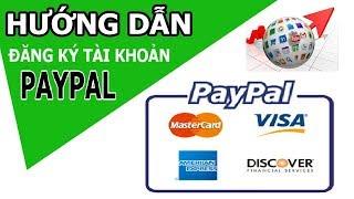 Hướng Dẫn Tạo Account Paypal 2019 - Kiếm Tiền 24/7