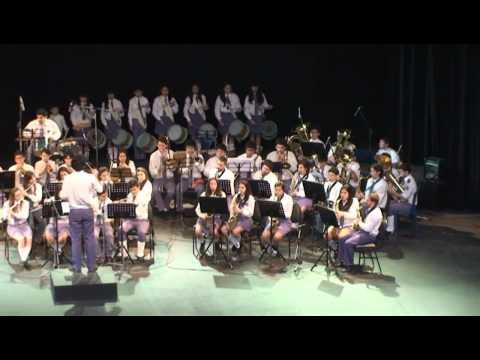 Su Concierto | Banda Zonal Exploradores de Don Bosco | Anfiteatro 2012