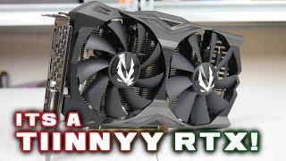 Zotac RTX 2070 OC Mini GPU - HONEY I SHRUNK THE CARD!