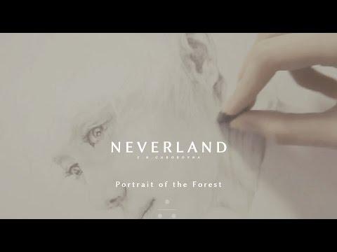 Portrait of the Forest (Luhan fanart) - Process Film [ Gaborovna ]