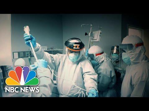 Rising Coronavirus Death Tolls In Texas, Arizona, Florida Echoes Early Crisis | NBC Nightly News