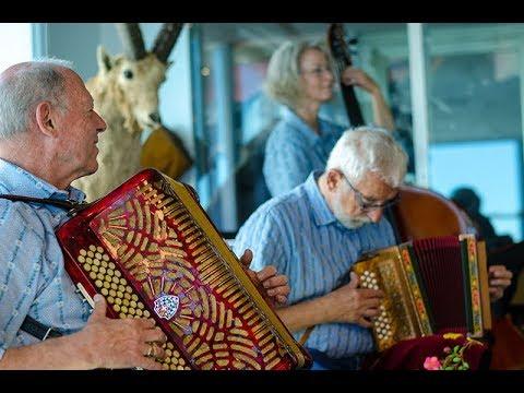 Folklore Show - Piz Gloria