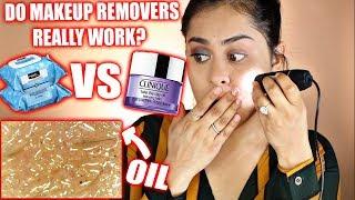 Makeup VS No Makeup UNDER A MICROSCOPE! OMG