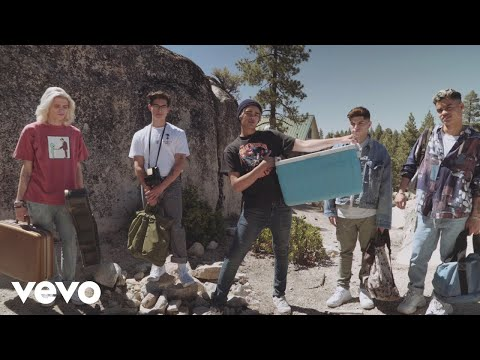 PRETTYMUCH - Summer on You (Behind the Scenes)