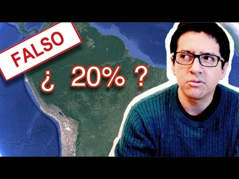 ¿Cuánto de Oxígeno nos da el Amazonas?