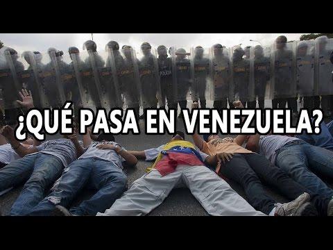Qué pasa en Venezuela
