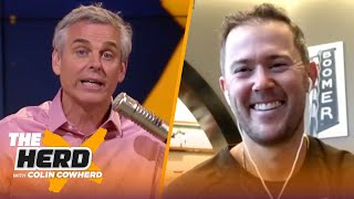 Expect great things from Kyler Murray & CeeDee Lamb, talks Baker Mayfield — Lincoln Riley | THE HERD