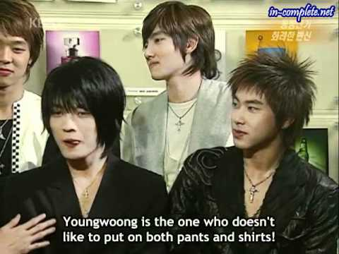 DBSK Ramodo CF photoshoot [English Subbed] 20060224