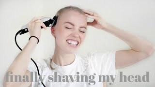 Shaving My Head